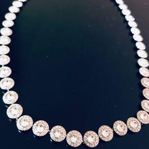 Swarovski Angelic Necklace White Rhodium Necklace